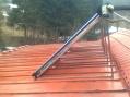 Konštrukcia pre solárne kolektory