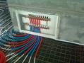 Rozdeľovač pre podlahové kúrenie